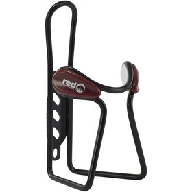 Red Cycling Products Alu Cage Comp Flaskhållare svart/silver